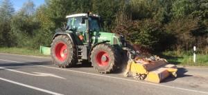 Straßenreinigung - BGA Rosdorf