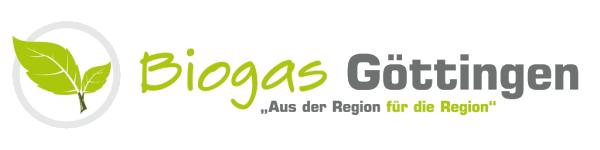 Logo Biogas Göttingen Aus der Region für die Region
