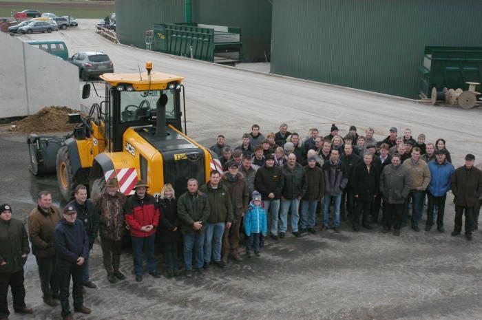 Gesellschafterversammlung 28.12.2011